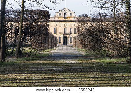 Villa Arconati Near Milan (italy)