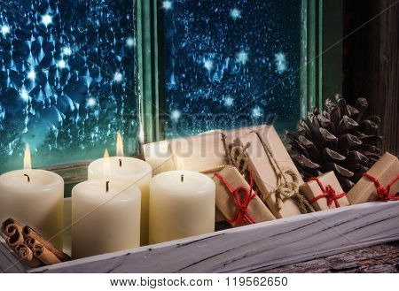 Fourth Advent, Christmas Decoration