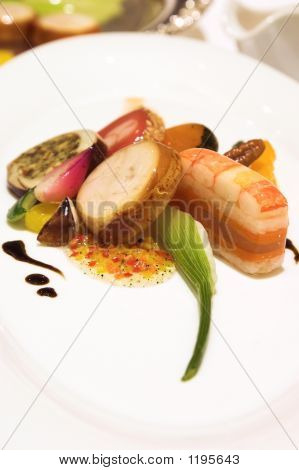 Lobster, Salmon And Pickerel Platter
