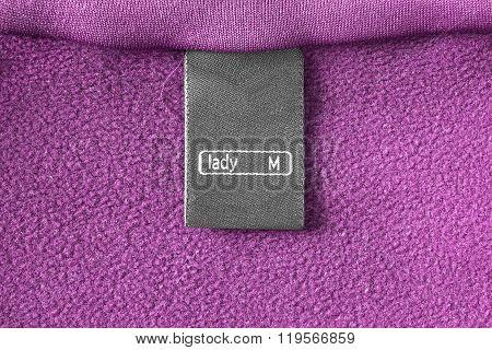 Black Clothes Label