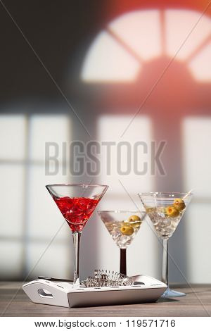 Cocktail party at a Georgian manor house
