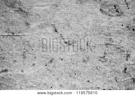 Black And White Background Of Old Paper