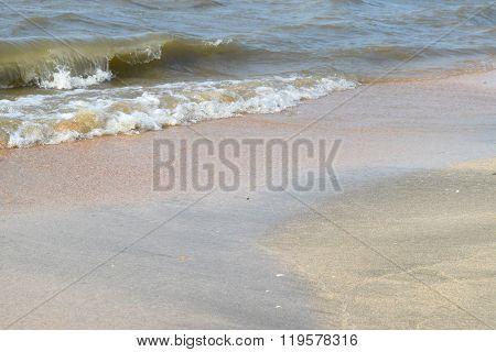 The Coast Of Sea Azov