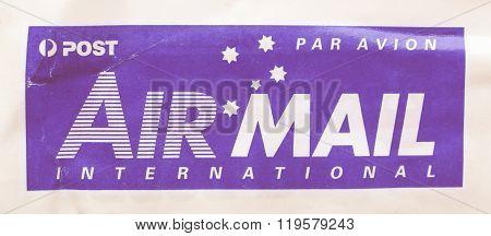 Airmail Vintage