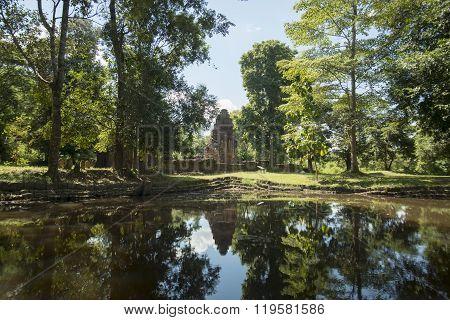 Thailand Isan Surin Ta Muean Tot Temple