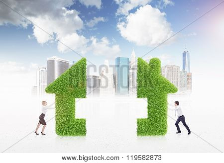 City Goes Green