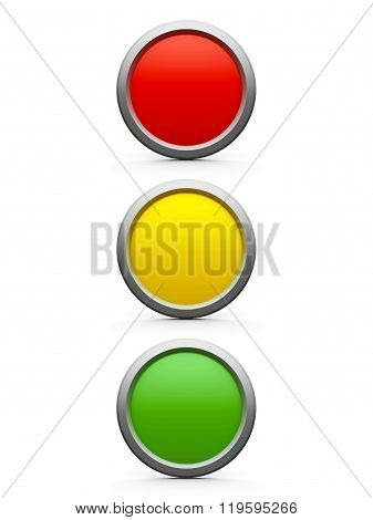 Icon Traffic Lights
