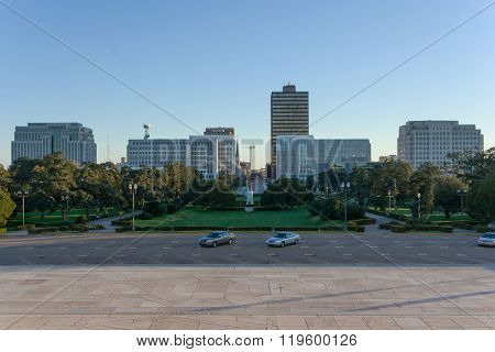 View Of Baton Rouge,  Louisiana