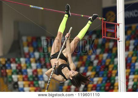 Athletics Istanbul Indoor Championships