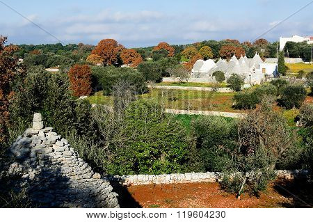 Trulli In The Country
