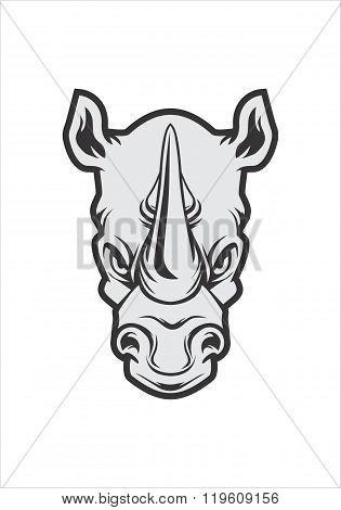 Head Rhino
