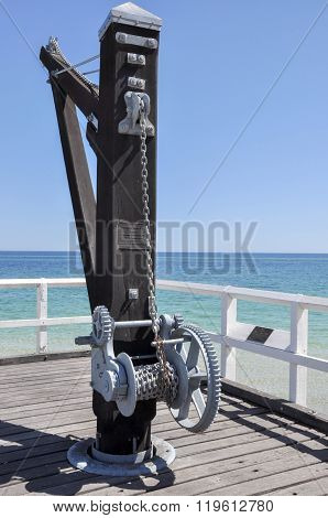 Cantilever Winch
