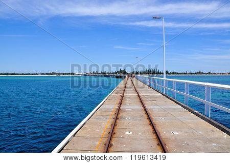 Busselton Jetty: Western Australia