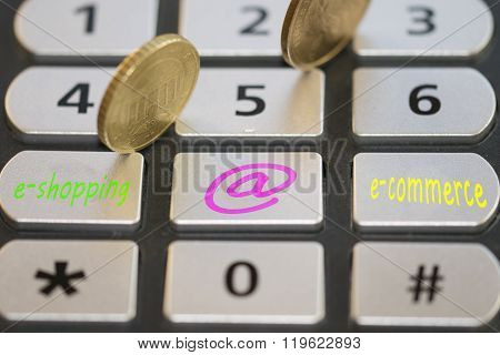 Concept Of E-commerce And E-shopping
