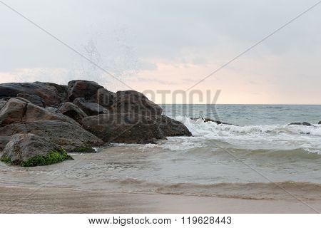 Mount Lavania Beach