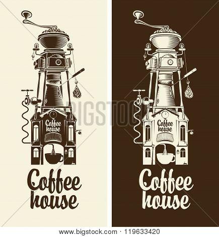 Retro Coffee House
