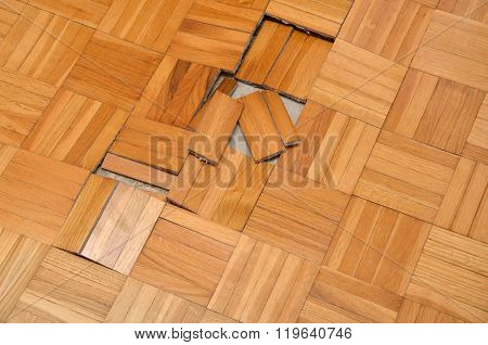 Parquet In Apartment