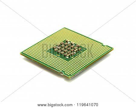 The computer the processor