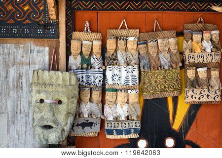 Toraja Souvenirs In Shop