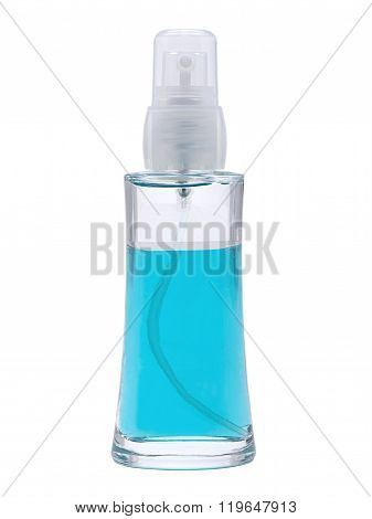 Sprayer Bottle Of Conditioner - Clipping Path