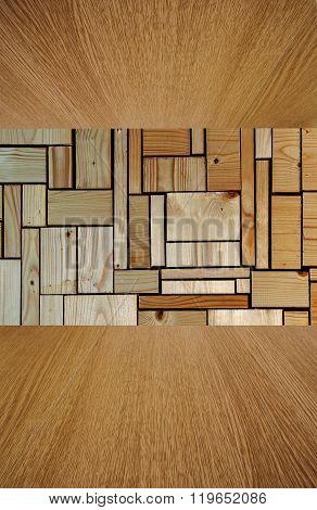 Natural Wooden Background Backdrop Design, For Your Design.