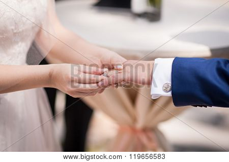 Exchange Wedding Rings