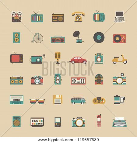 All Retro Gadget