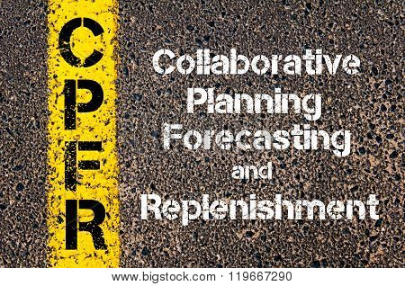 Business Acronym Cpfr