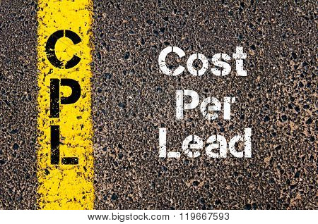 Business Acronym Cpl Cost Per Lead