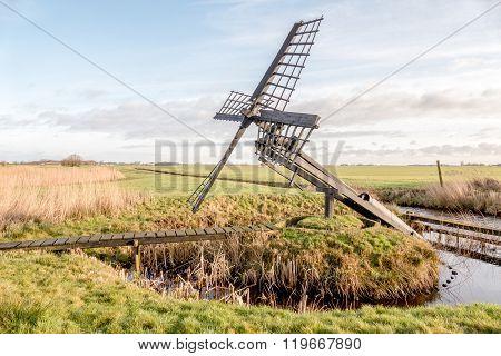 Paaltjasker Windmill.