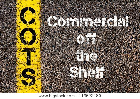 Business Acronym Cots Commercial Off The Shelf