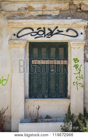 Athens, Greece - May 31, 2015