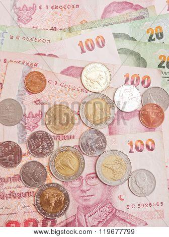 Thailand Kingdom Money