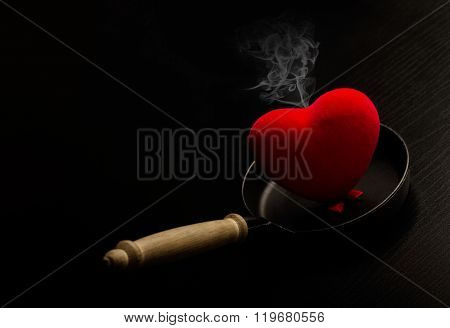Cook Me Smoking Heart