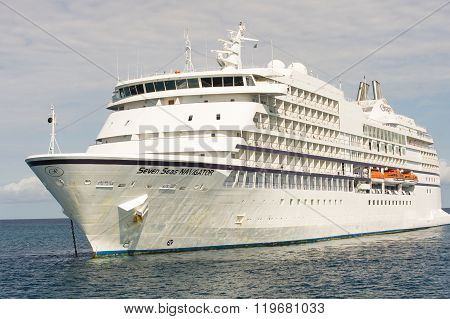 Regent Navigator Luxury Cruise Ship