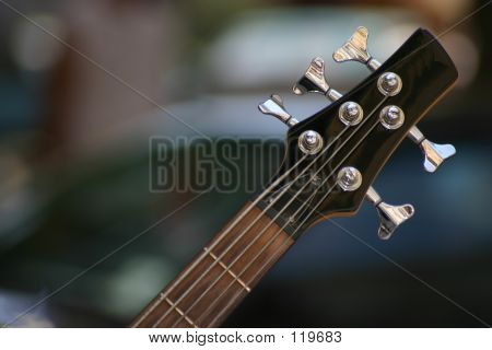 A Guitar Close Up
