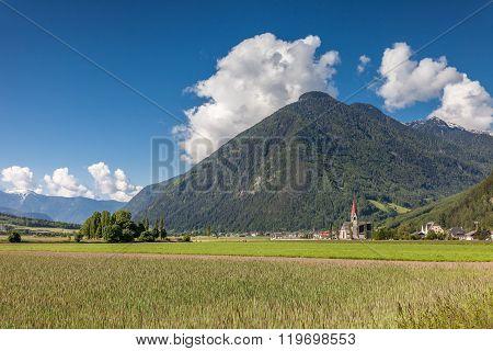 Village Of Molini Di Tures
