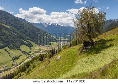 Mountains In South Tyrol