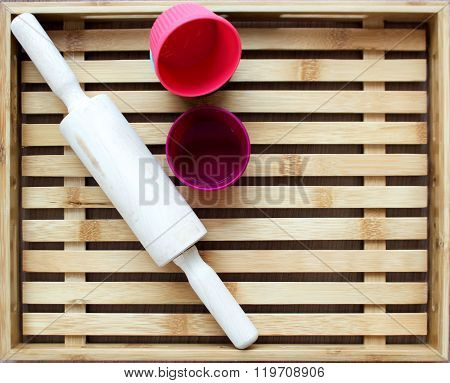 Kitchen Ware For Bakery