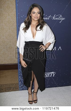 LOS ANGELES - FEB 25:  Bethany Mota at the 3rd Annual unite4:humanity at the Montage Hotel on February 25, 2016 in Beverly Hills, CA