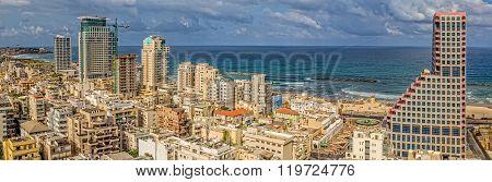 Tel Aviv coastal