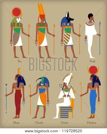Egyptian gods icons. Egyptian gods icons art. Egyptian gods icons web. Egyptian gods icons new. Egyptian gods icons set. Egyptian gods set. Egyptian gods set art. Egyptian gods set web