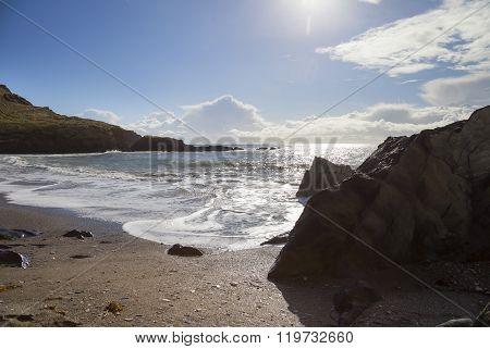 Ayrmer Cove, Devon, England
