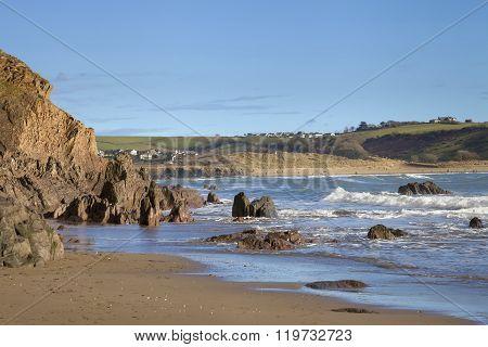 Bigbury On Sea, Devon, England