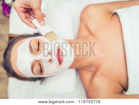 Beauty Cream Mask