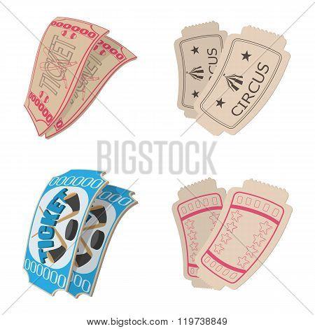 Ticket icons set. Ticket icons art. Ticket icons web. Ticket icons new. Ticket icons www. Ticket icons app. Ticket icons big. Ticket set. Ticket set art. Ticket set web. Ticket set new. Ticket set www