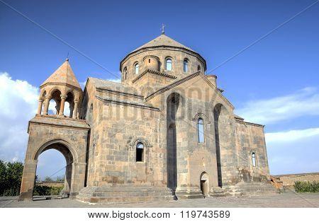 Saint Hripsime Church. Etchmiadzin (Vagharshapat), Armenia