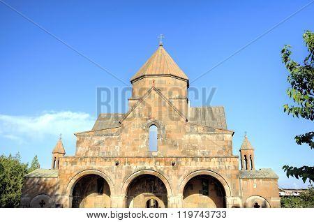 Saint Gayane Church. Etchmiadzin (Vagharshapat), Armenia