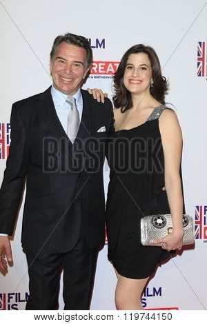 LOS ANGELES - FEB 26:  Robert Pandin at the The Film is GREAT Reception Honoring British 2016 Oscar Nominees at the Fig and Olive on February 26, 2016 in West Hollywood, CA