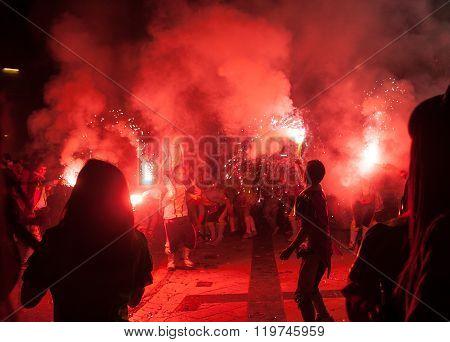Carnaval In Patras